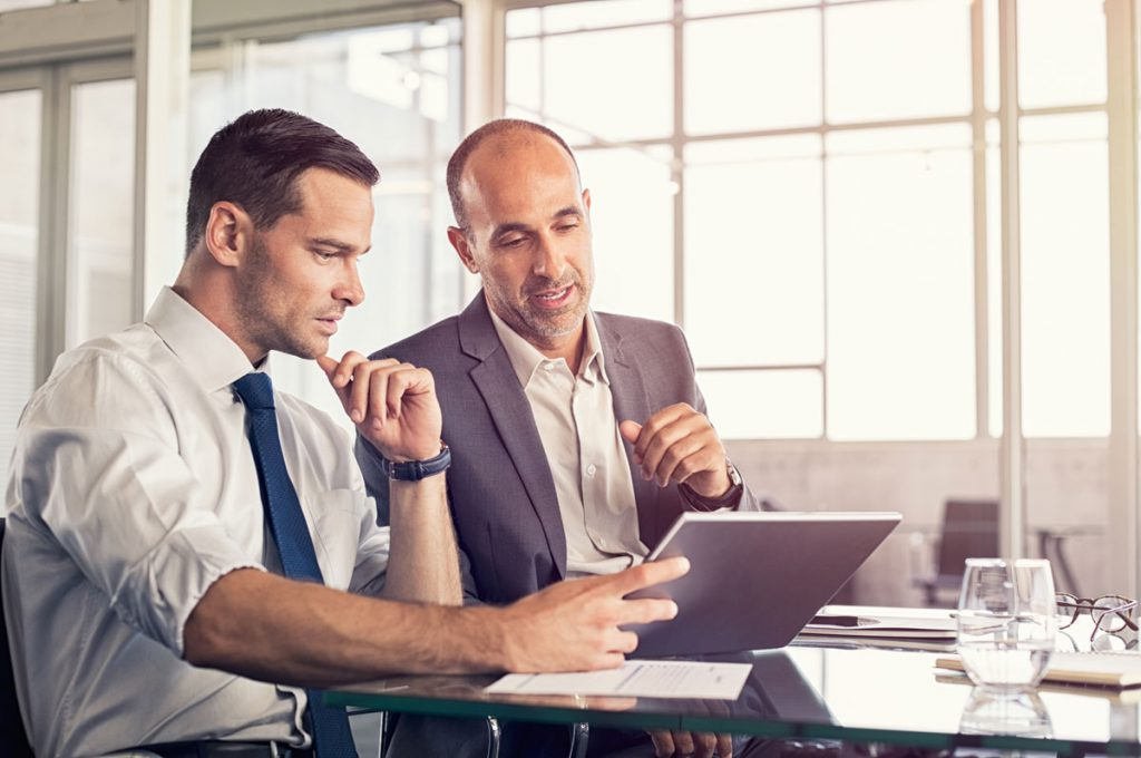 Presenting the benefits of ERP systems to upper management